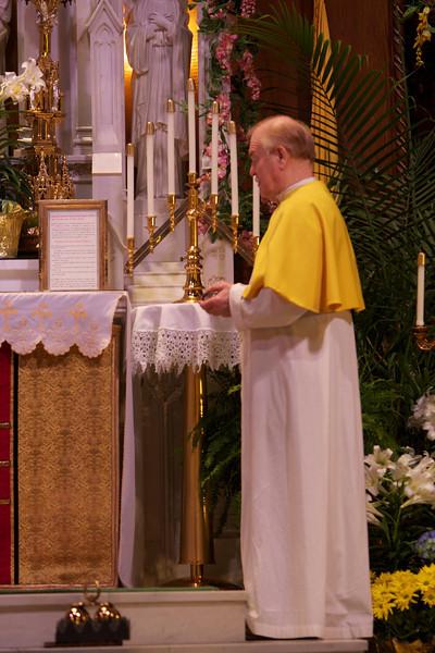 2012 Liturgy